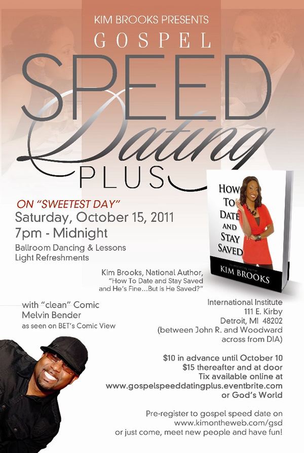 Church speed dating