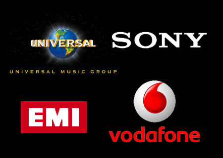 top music labels in the world