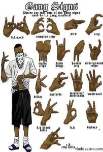 gangsigns