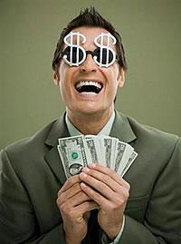 money-eyes