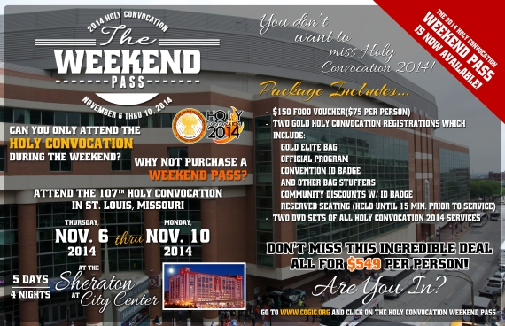 COGIC Weekend-Pass-TWT-double-AC-2